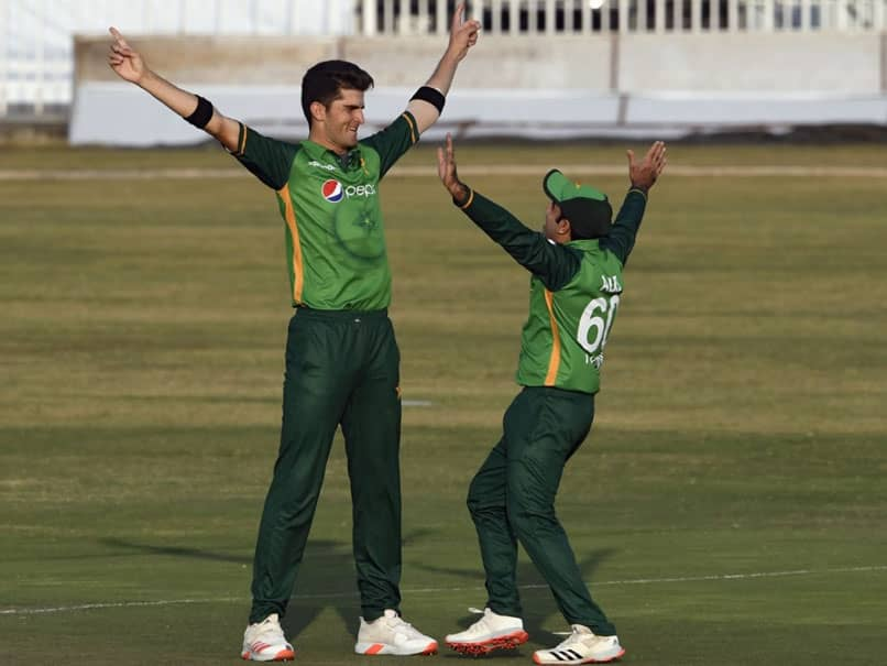 Pakistan vs Zimbabwe: Shaheen Afridi Leads Pakistans Victory Despite Brendan Taylors Hundred