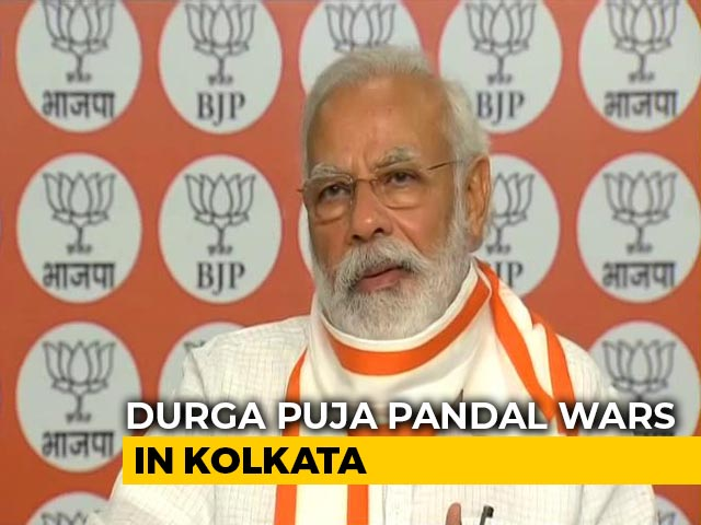 Video : Battle Lines Drawn For Assembly Polls, PM Modi To Inaugurate Durga Puja