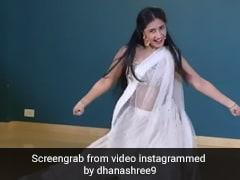 युजवेंद्र चहल की मंगेतर Dhanashree ने किया 'मैंने पायल है छनकाई' पर झूमकर डांस, Video ने मचा दिया धमाल