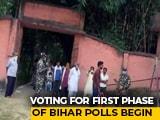 Video : Will Nitish Kumar Get A Fourth Term? Voting Begins In Bihar