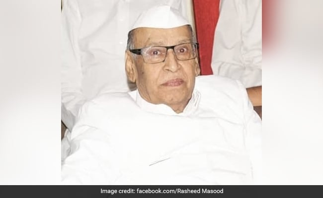 Former Union Minister Rasheed Masood Dies At 73 After Recovering From COVID-19