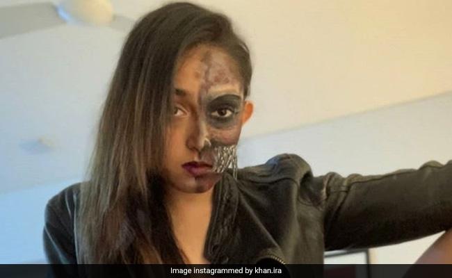 Halloween 2020: Pics From Neha Dhupia, Soha Ali Khan, Ira Khan And Others' Spooky Celebrations