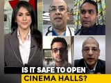 Video: Are Viewers Willing To Go To Movie Theatres?