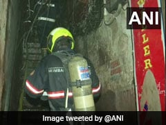 Mumbai Market Fire Doused After 45 Hours
