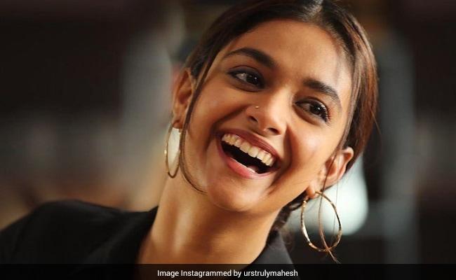 हैप्पी बर्थडे, कीर्ति सुरेश: अभिनेत्री महेश बाबू की सरकारू वर्या पाटा में शामिल हुईं