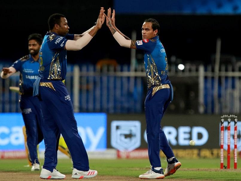 IPL 2021, KKR vs MI: आखिरी दो ओवर में हुआ कमाल, मुंबई ने केकेआर को 10 रन से हराया