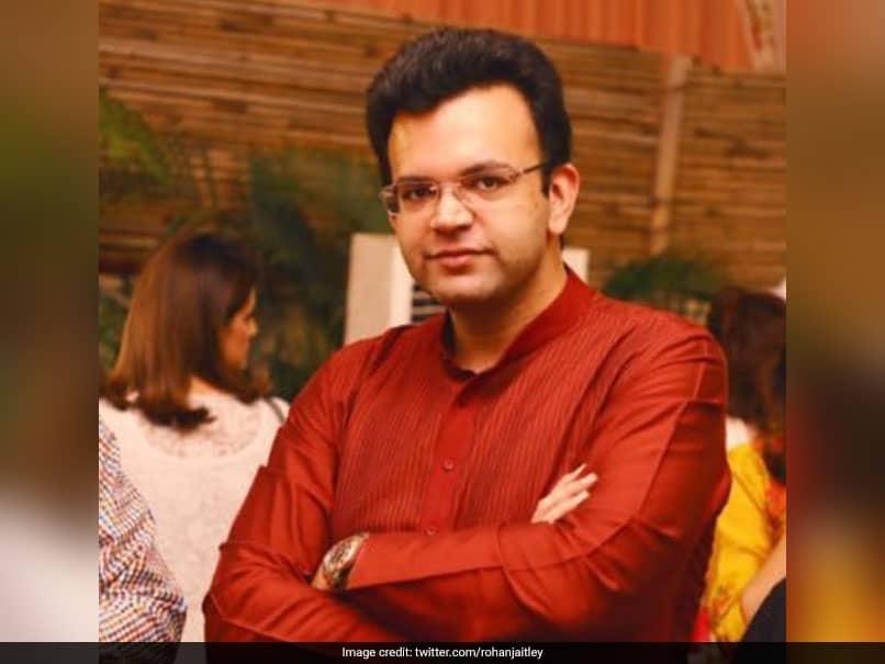 Arun Jaitleys Son Rohan Files Nomination For DDCA Presidents Post
