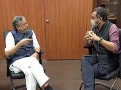 NDTV से सुशील मोदी ने कहा- अगर BJP ने ज्यादा सीटें जीती तो भी नीतीश कुमार ही CM बनेंगे