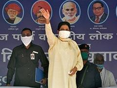 "Mayawati Calls Her Party's Performance ""Encouraging"" In UP Panchayat Election"