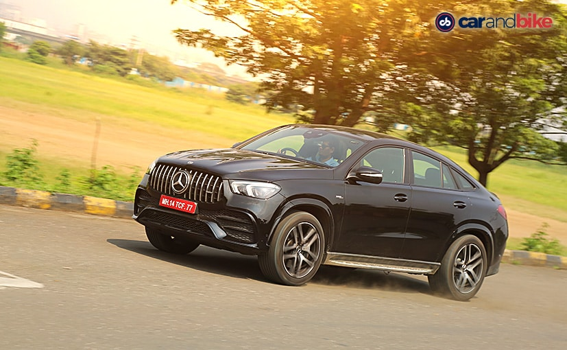 The Mercedes-AMG GLE 53 Coupe offers something different while retaiing the practicality of an SUV