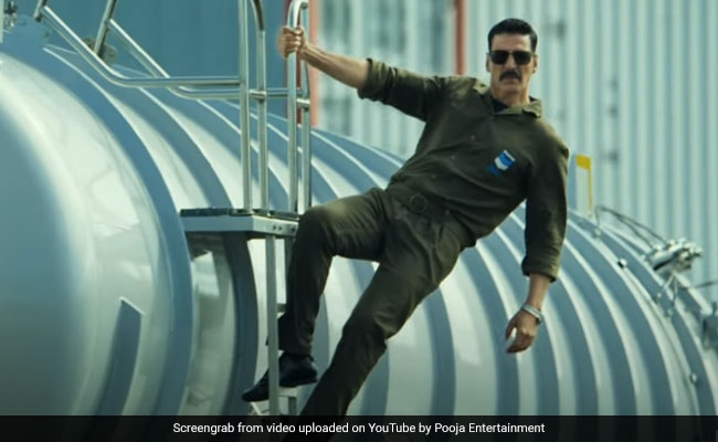 Bell Bottom Teaser: Akshay Kumar Onboard A Journey Of 'Throwback To The 80s'