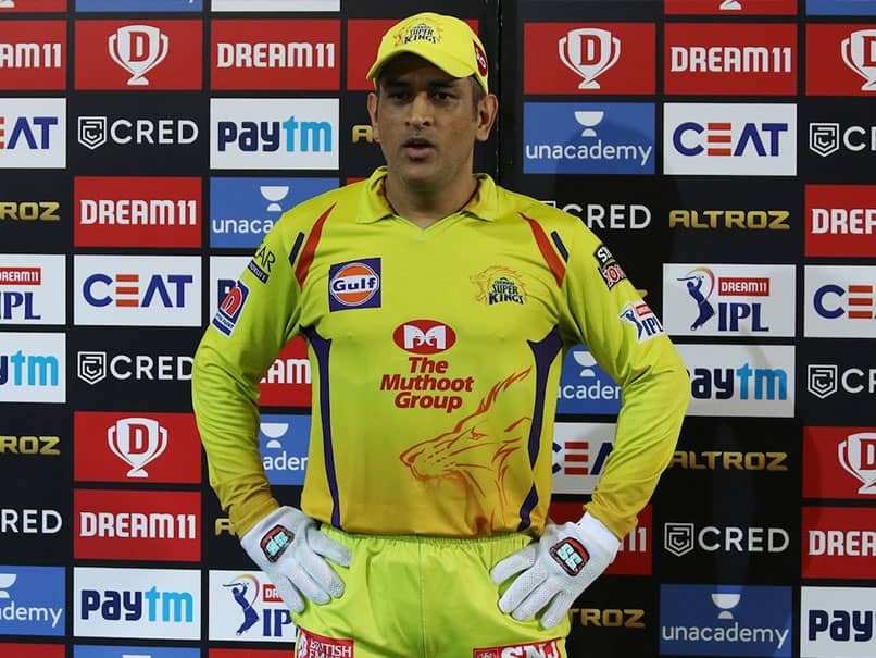 """IPL 2020, CSK vs RR: MS Dhoni Says """"Didnt See Spark"""" In Youngsters To Push The Guys After 7-Wicket Loss To RR"""