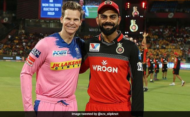 RCB vs RR Highlights: बैंगलोर ने 8 विकेट से राजस्थान को दी पटखनी, कोहली ने जमाया अर्धशतक