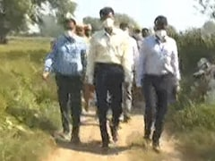 "Hathras Gang Rape Case Updates: Late-Night Cremation Done To Avoid ""Large-Scale Violence"": UP To Top Court"