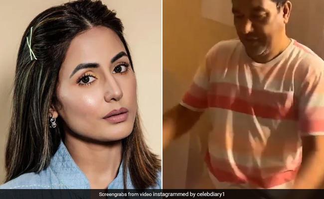 हिना खान से परेशान होकर पिता ने ब्लॉक कर दिया क्रेडिट और डेबिट कार्ड, एक्ट्रेस का यूं आया रिएक्शन- देखें Video
