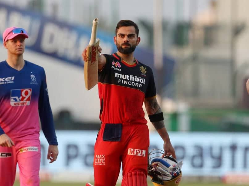 RCB Vs RR I was telling Jos Buttler when I batting out there  that I love this game and hate it too says Virat Kohli