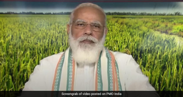 World Food Day 2020: PM Modi Releases Rs 75 Coin And Congratulates FAO on 75th Anniversary