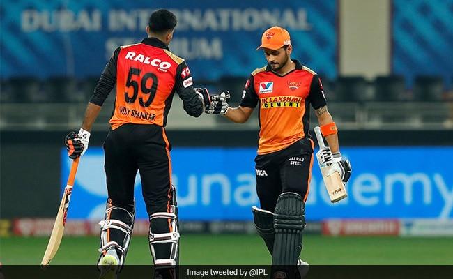 RR vs SRH: विजय शंकर ने मनीष पांडे के साथ मिलकर IPL में किया यह बड़ा कारनामा, बनाया यह रिकॉर्ड