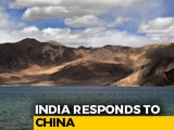 "Video : ""China Has No Locus Standi To Comment"": India On Ladakh Remark"