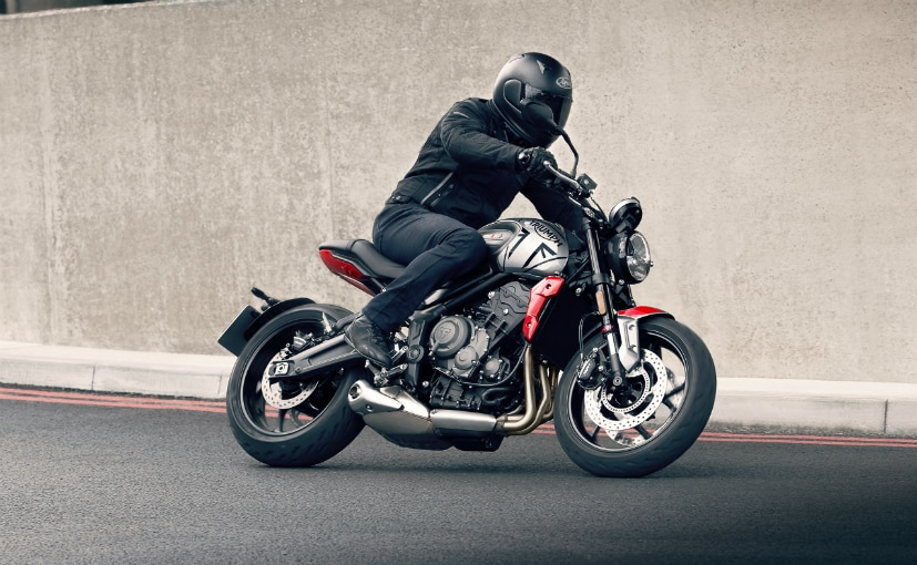 The Triumph Trident 660 will be launched in India in early 2021