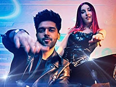 Bhushan Kumar's <I>Naach Meri Rani</i> Is Out Now; Guru Randhawa, Nora Fatehi's Futuristic Music Video Will Blow Your Mind
