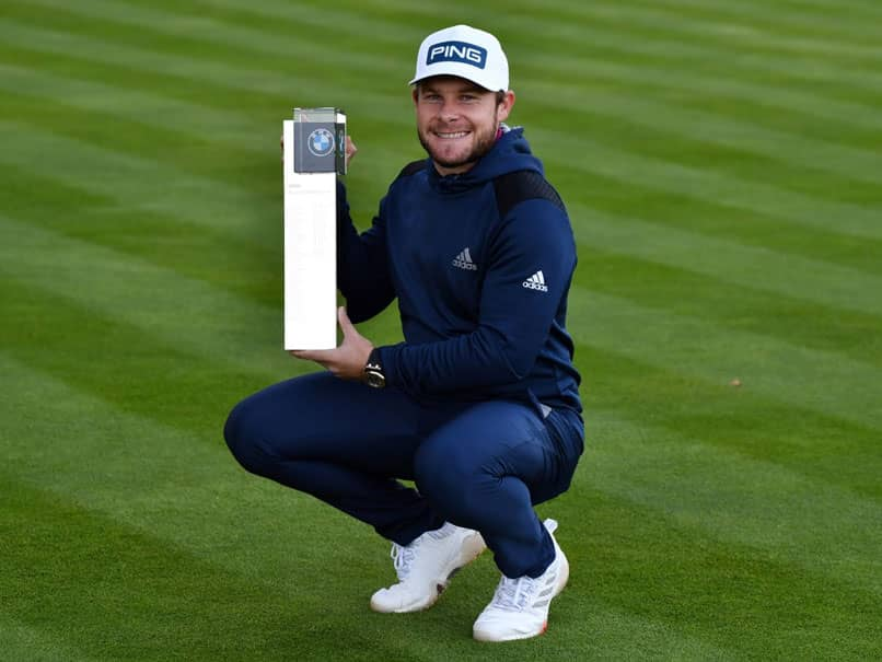 Tyrrell Hatton Storms To PGA Championship Win