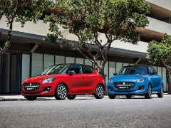 2021 Suzuki Swift Facelift Goes On Sale In The UK