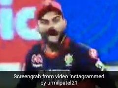 IPL 2020: देवदत्त पडिक्कल ने हवा में उड़ते हुए पकड़ा खतरनाक कैच, देखते ही कोहली ने किया ऐसा - देखें Video