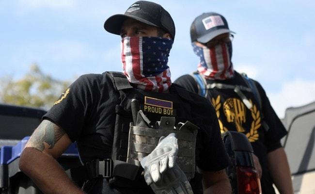 Canada Designates Far-Right Proud Boys As Banned Terrorist Group