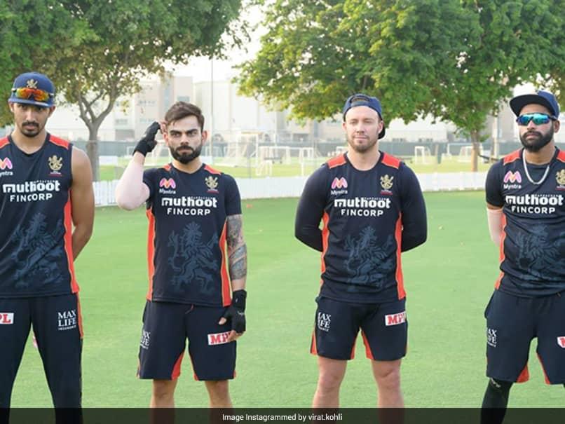 "Virat Kohlis Pic With AB de Villiers, RCB Teammates Takes Him Back To ""School Days"""