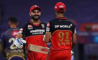 Royal Challengers Bangalore Demolish Kolkata Knight Riders To Go 2nd