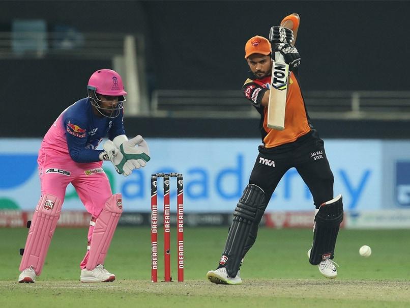 RR vs SRH IPL 2020 Match Highlights: Manish Pandey, Vijay Shankar Hit Fifties As SunRisers Hyderabad Cruise To 8-Wicket Win vs Rajasthan Royals
