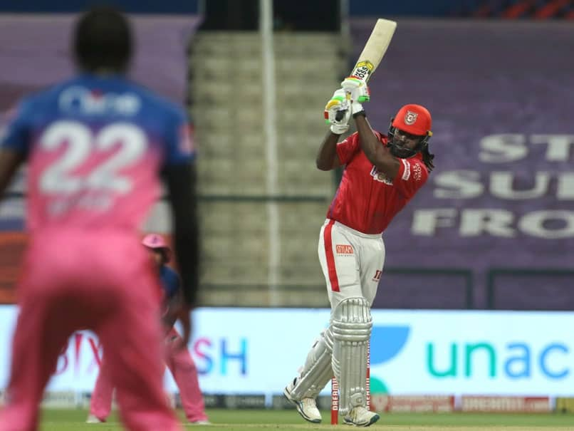 KXIP vs RR, IPL 2020 Live Scoreboard: Chris Gayle, KL Rahul Lead Kings XI Punjabs Charge After Early Wicket