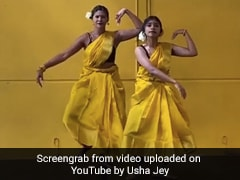 Bharatnatyam Meets Hip Hop In This Crossover Video. Watch