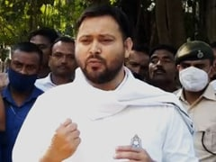 """Tejashwi Yadav Shares PM's Old Clip To Attack Nitish Kumar Over """"Scams"""""""