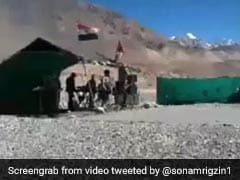 Through Song, Tibetan Special Forces In Ladakh Promise To Fight China