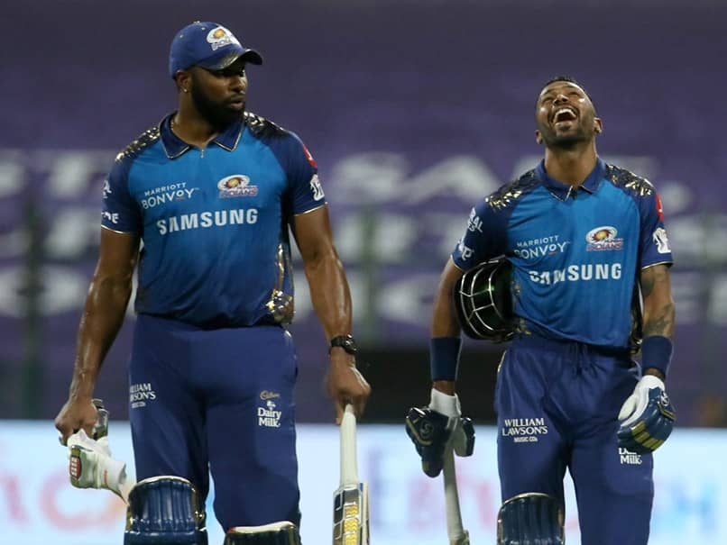 IPL 2020 Points Table: MI Go Top Of The Table With Big Win Over KXIP