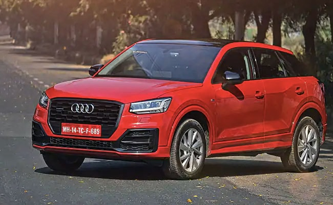 The Audi Q2 is the smallest SUV in the German carmaker's India line-up.