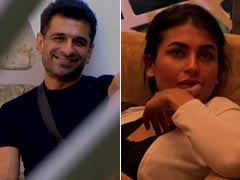<i>Bigg Boss 14</i> Written Update October 30, 2020: Pavitra Punia, Eijaz Khan Share A Moment Together
