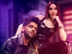 The Teaser Of <i>Naach Meri Rani</i>, Featuring Nora Fatehi And Guru Randhawa Is Out Now