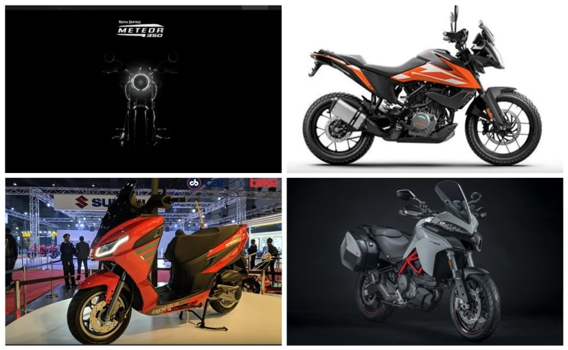 November 2020 is packed with interesting two-wheeler launches