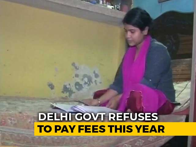 Video : Education A Dream? Delhi Government School Students Struggle To Pay CBSE Fees