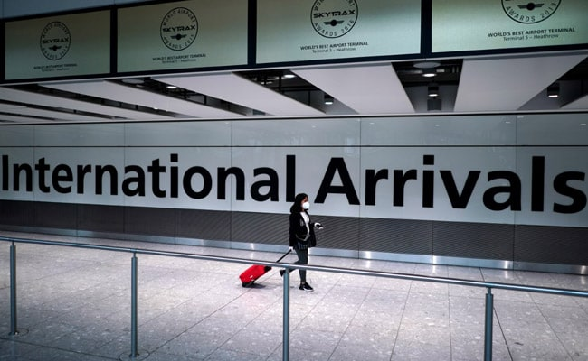 """""""Hopeful Some Solution May Emerge"""": Centre Says Talks With UK On Travel Curbs On"""