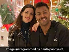 """Greatest Gift"": Pandya Posts Adorable Photo With Son Agastya"