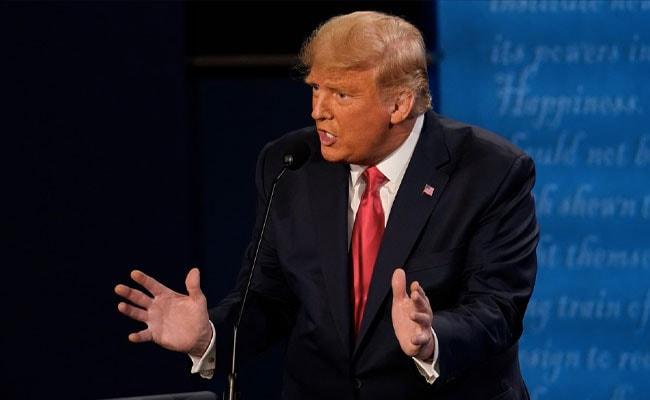 'Vaccine Going To Be Announced In Weeks': Trump In Presidential Debate