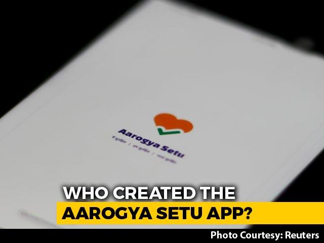 Video : Who Created Aarogya Setu? RTI Body Pulls Up Government Over Evasive Reply