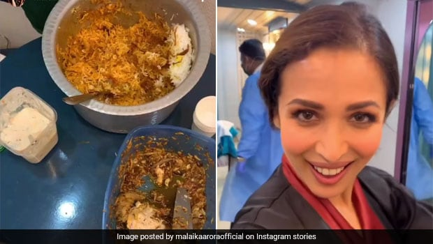 It's Biryani Day For Malaika Arora, Geeta Kapoor And Terence Lewis; Guess Who's The Chef