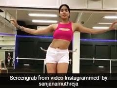 Janhvi Kapoor ने शानदार अंदाज में यूं किया बेली डांस, पुराना Video खूब मचा रहा है धूम