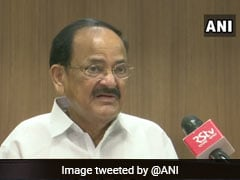 Venkaiah Naidu Visits Union Minister Shripad Naik In Goa Hospital