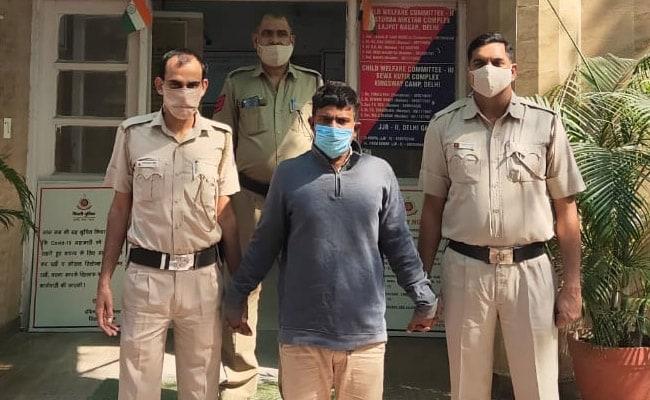 दिल्ली: रेप करने के बाद महिला को अधमरा छोड़कर फरार हुआ आरोपी बिहार से गिरफ्तार
